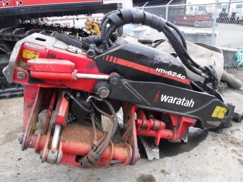 waratah 624c head